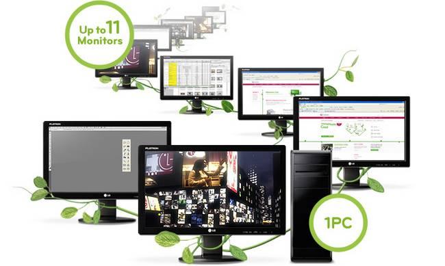 Monitory sieciowe LG (Fot. LG)