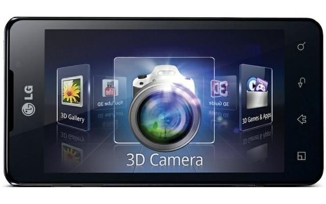 LG Swift 3D Max