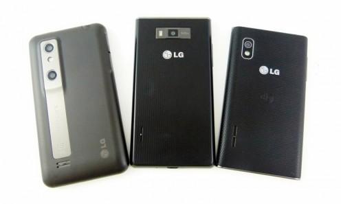 LG Swifty 3D, L7 iL5