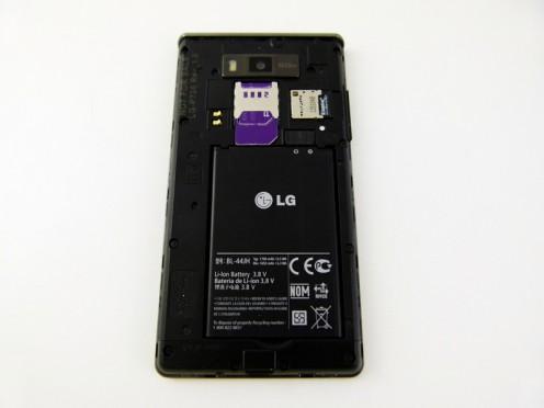 LG Swift L7 - test