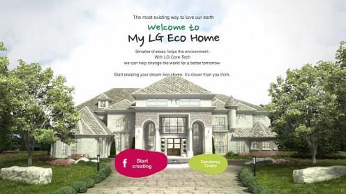My LG Eco Home