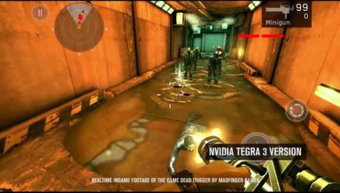 Dead Trigger wersja naTegrę 3