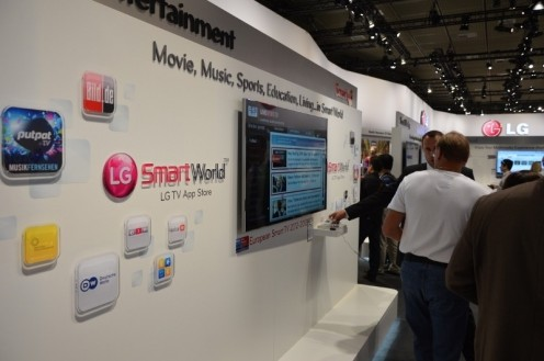 LG Smart TV (fot. wł)