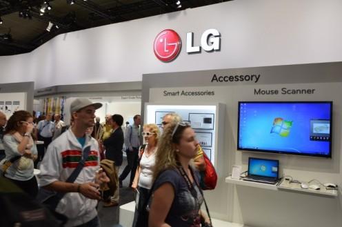 LG akcesoria Smart TV (fot. wł)