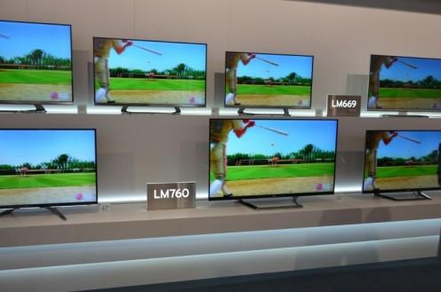 LG Cinema 3D Smart TV (fot. wł)