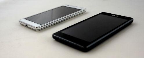 LG Swift L9 iLG Swift 4X HD