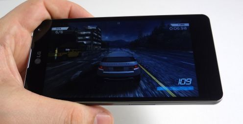 NFS Most Wanted na LG Swift G