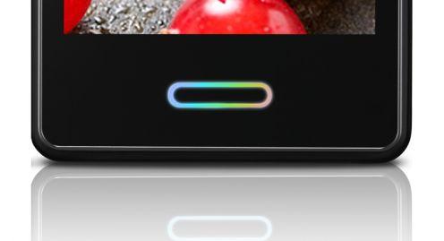 Podświetlenie przycisku wLG Swift L3 II