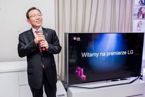 Prezentacja nowej oferty LG