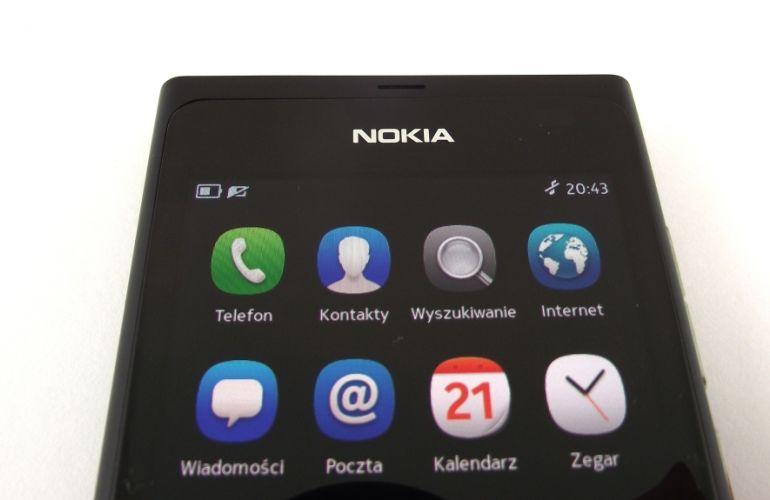 Nokia N9 - Nokia N9 - synchronizacja danych iprzenoszenie kontaktów
