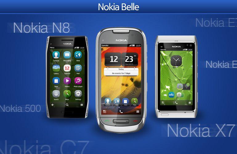 Nokia Belle - Aktualizacja Nokia 500 do systemu Belle już jest [akt.]