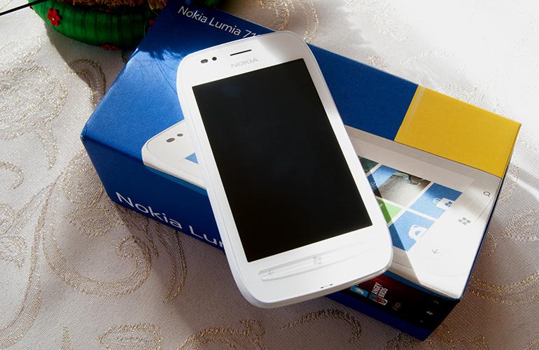 Nokia Lumia 710 - Nokia Lumia 710 ? testcz.1[sprzęt]