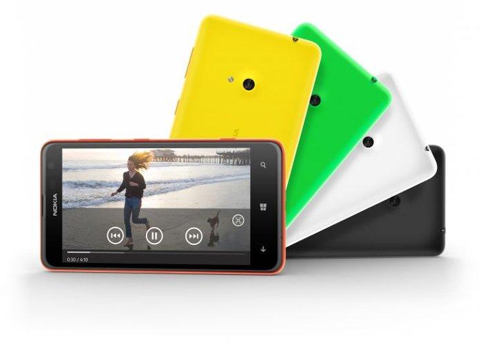 Nokia Lumia 625 - Nokia Lumia 625 - największa Lumia już jest i prezentuje się rewelacyjnie