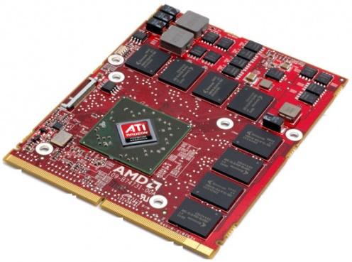 Mobilna karta ATI Radeon