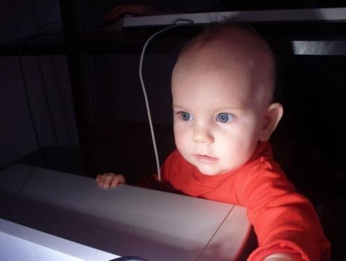 Użytkownicy PC są coraz mniejsi... (fot. pinger)