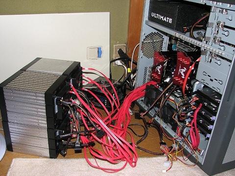 Mocne komputery mają duży apetyt naenergię... (fot. popsci)
