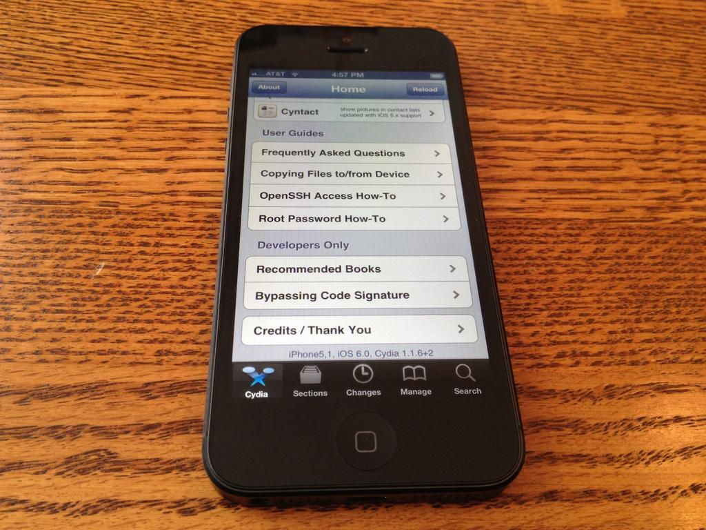 Хакер из Сан-Франциско Грант Пол взломал iPhone 5, сообщает портал AllThing