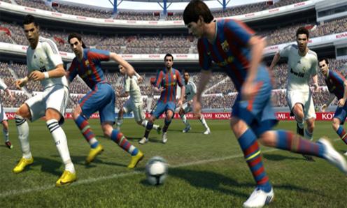 Релиз Pro Evolution Soccer 2013