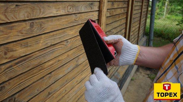 Montaż papieru na bloku - Ogólne wskazówki do pracy z drewnem - część 2