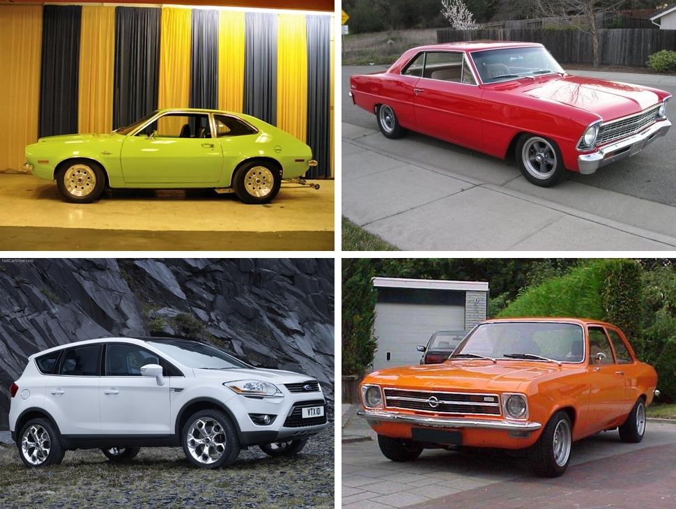 Najdziwniejsze/najsmieszniejsze nazwy samochod�w [galeria ...