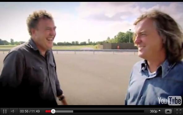 Najśmieszniejsze momenty Top Gear