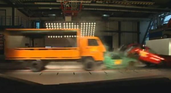 adac-crash-test ciezarówka