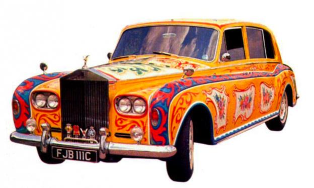 Auto Johna Lennona
