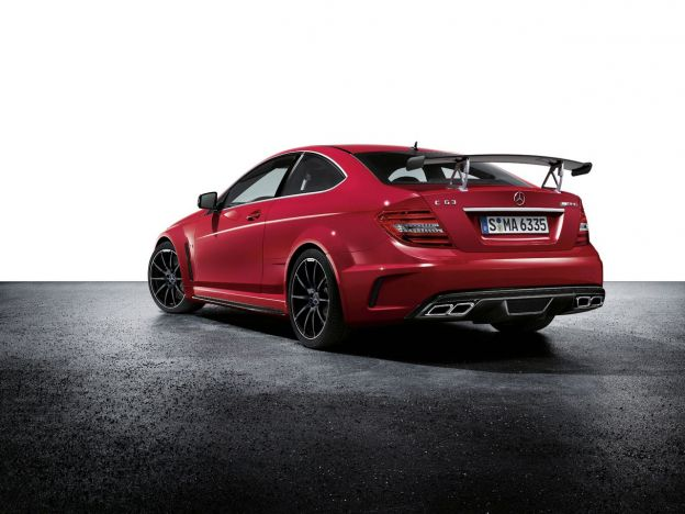 Mercedes-Benz C 63 AMG Coupe Black Series