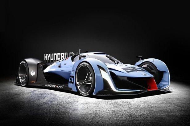 Hyundai N 2025 Vision Gran Turismo - Obejrzyj najciekawsze koncepty targów samochodowych we Frankfurcie