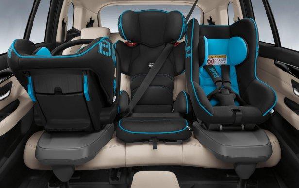 fotelik BMW - 10 złotych zasad bezpieczeństwa FIA: zasada szósta – bezpieczeństwo dzieci