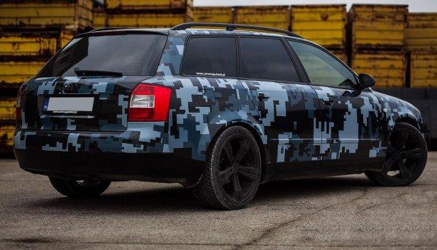 fot. WR7.pl dla Car Wrap Poland - Wszystko, co chcesz wiedzieć o oklejaniu samochodu [wywiad]
