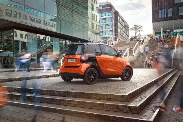 Smart-fortwo-2015-1600-42 - W przyszłym roku w Polsce ruszy carsharing