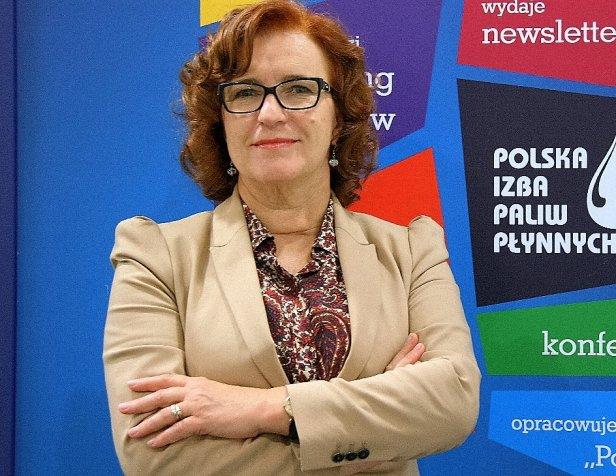Prezes Halina Pupacz24-DTP(1) - W Polsce paliwo jest tanie, ale… [wywiad]