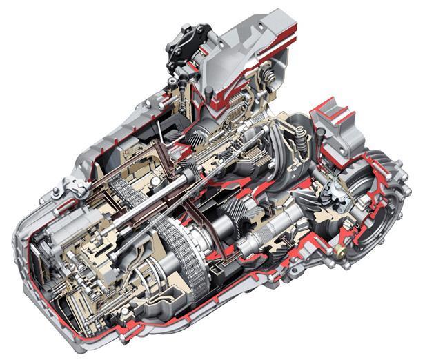 CVT - Jak jeździć samochodem ze skrzynią CVT?